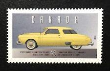 "Canada #1490d MNH, Historic Land Vehicles ""1"" - Studebaker Champion Stamp 1993"