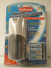 Hahnel Twin Powerstation Aa Mignon Battery Charger