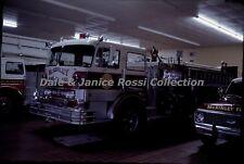 SG178 35mm Slides 1973 Philadelphia Fire Dept. Lot of 40