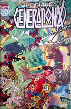Speciale Generation X Feb.98 Marvel Miniserie 32 Fumetto Buone Condizioni
