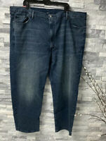 NWT Levi's Mens  Denim Jeans 550 Pants Size 48x32  Relaxed Fit New