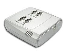 VSCom USB to 4-port serial adapter, RS232, FTDI chipset