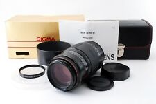[As is] Sigma APO AF 70-210mm f/3.5-4.5 Zoom for Canon EF mount from Japan