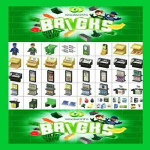 Updated 29/09/21 Woolworths Bricks Pack Choose what you need Build a supermarket