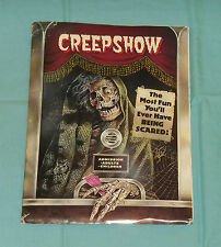 original CREEPSHOW PRESS KIT Stephen King George A. Romero