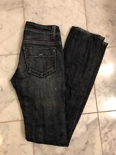 miss sixty jeans 24 25 Dark Wash  straight leg