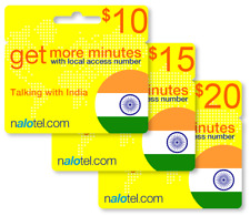 Cheap International calling card for India with emailed PIN