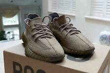 WORN ONCE Adidas Yeezy Boost 350 v2 Size 9 Earth Tan Brown 100% Authentic GREAT