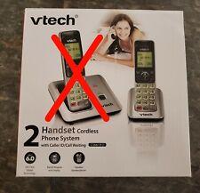 CS66192 VTECH DECT 6.0 CORDLESS PHONE. ** ONLY ONE HANDSET **