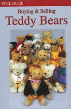 Antique Teddy Bears - Types Dates Values / Book