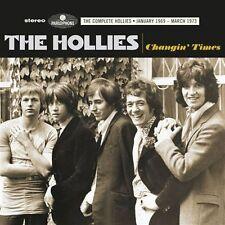 THE HOLLIES - CHANGIN' TIMES 5 CD NEU