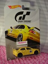 new 2018 GRAN TURISMO #3/8 2008 LANCER EVOLUTION☆yellow☆Mitsubishi☆Hot Wheels
