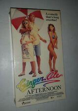 Ginger Ale Afternoon (VHS, 1989) Dana Andersen John M. Jackson New Sealed
