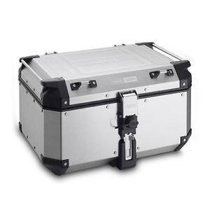 Givi TREKKER OUTBACK 58 L OBKN58A TOP BOX fits GIVI MONOKEY plate