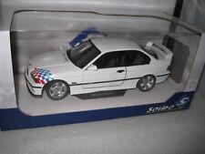 1/18 Solido BMW E36 M3 Lightweight 1995 White Home