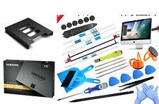 "IMac 27"" 2012-2017 A1419 upgrade kit: Samsung SSD 1TB 860 QVO + rack + Tool Set"