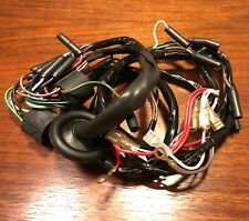 NEW BRITISH MADE WIRING HARNESS FOR 1967 BSA D14 BANTAM W / WIPAC ELECTRICS