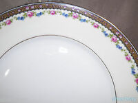 """EDELSTEIN Bavaria Germany Pattern 1513 DINNER PLATE 9 3/4"""" RARE HARD TO FIND PAT"""