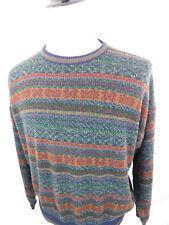 Giorgio Di Firenze Men's Wool Blend Sweater Size XL Crewneck Pullover