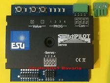 Auswahl: ESU SwitchPilot alle Schalt-/Weichendecoder+Servos+Zubeh. Magnetartikel