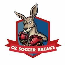 【Oz Soccer Breaks】Reloaded Soccer cards Pack 6 cards per including 1 Memorabilia