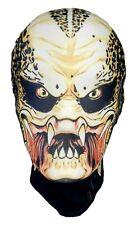 The Predator Full head Mask, Alien Monster Halloween Costume Cosplay Fancy Dress