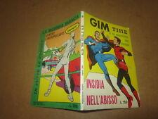 ALBI TRE STELLE N°8 GIM TIME E LA MACCHINA DEL TEMPO AGOSTO 1969 ED.INSUBRIA