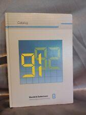 Wandel & Goltermann Catalog 1990 1991