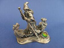 Tudor Mint, Myth & Majic,  The Wizard of the Lake.