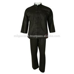Traditional Silk Tai Chi Uniform Kung Fu Sport Suit
