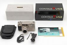 【 New Others 】 CONTAX TVS II  FILM CAMERA+ Vario Sonnar T* 28-58mm F3.5-6.5 Lens