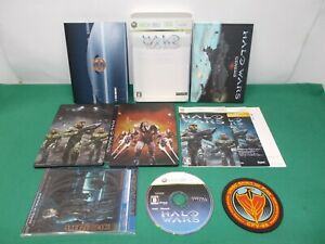 Xbox360 -- HALO WARS Limited Edition -- JAPAN. GAME. Works fully! 53079