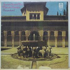 Malcolm Hamilton SCARLATTI Sonatas Vol.1 - Delos DEL 15321 SEALED