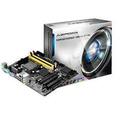 Asrock 960GC-GS FX Mainboard (Sockel AM3+, micro-ATX, DDR3) Bulkware