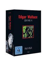 EDGAR WALLACE EDITION 4 4 DVD BOX KRIMI NEU