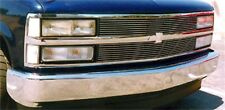 For 1992-1993 Chevrolet GMC T-rex Billet Series Grille Insert