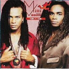 MILLI VANILLI - 2 X 2 (CD)