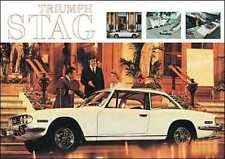 TRIUMPH STAG PARTS MANUAL and WORKSHOP MANUALs over 900pgs with Service & Repair
