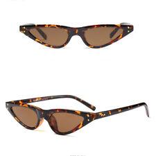 New Small Cat Eye Sunglasses Outdoor Women Fashion Shades Eyeglasses Eyewear CN