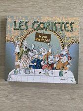"""LES GORISTES """"Le Plus Gros Est Fait"""" (CD) 2011"""