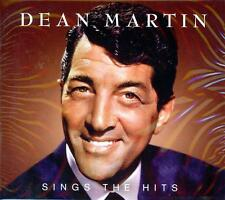 DEAN MARTIN - SINGS THE HITS (NEW SEALED CD)