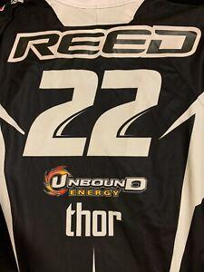 CHAD REED Jersey Supercross Motocross MX YZ Yamaha
