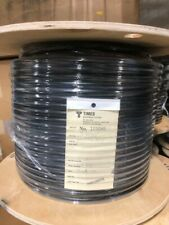 Lmr 400 Times Microwave Coax Cable 310' Spools, Black Cable, New Condition