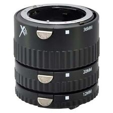 Xit Auto Focus Macro Extension Tube Set for Nikon D5000 D5100 D5200 D70 D80 D90