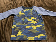 Toddler Boy 2T 3/4 Sleeves Camo Old Navy Shirt