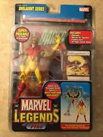 Marvel Legends PYRO Onslaught BAF Series X-MEN 2006 ToyBiz New & Sealed