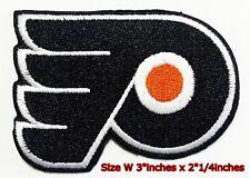 Philadelphia Flyers Hockey NHL Sport Patch Logo Embroidery Iron,Sewing on Fabric
