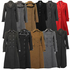 ladies wool coat cashmere womens jacket outerwear trench overcoat winter lined