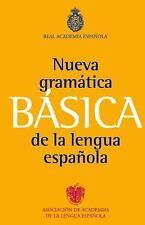 Nueva Gramatica Basica de la lengua Espaola  Spanish Edition