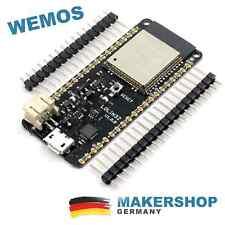 Wemos Lolin32 Arduino ESP32 WLAN Bluetooth BLE 4MB NodeMCU D1 Mini WROOM-32